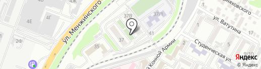 Ваш вариант на карте Ростова-на-Дону