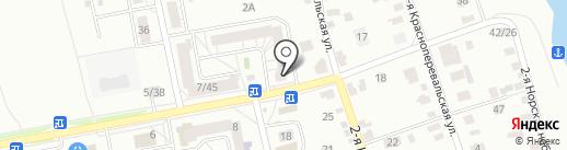 ЯРМОДУЛЬ на карте Ярославля