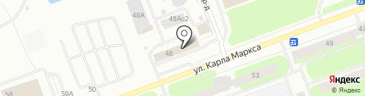 Охрана Росгвардии, ФГУП на карте Северодвинска