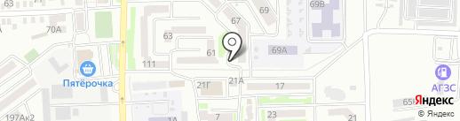 Мишутка на карте Батайска