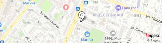 Мастерская по ремонту телефонов и планшетов на карте Ростова-на-Дону