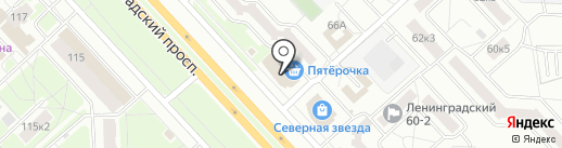 Ла Фармацея на карте Ярославля