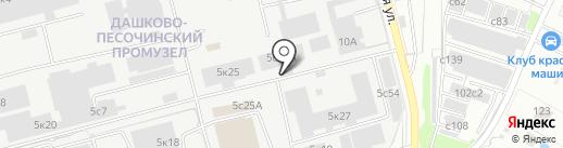 On-Telecom на карте Рязани