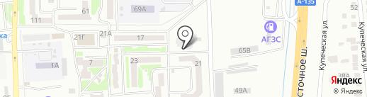 ДОН-КПД на карте Батайска