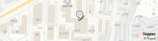 Служба доставки товаров из IKEA на карте Рязани
