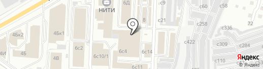 Laminatoff на карте Рязани