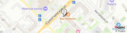 TechnoPoint на карте Рязани