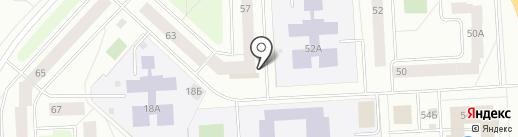 Почтовое отделение №23 на карте Северодвинска