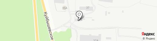 СпецСтройУниверсал на карте Рязани
