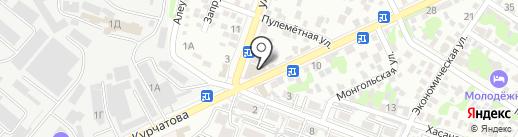 DON STAIR на карте Ростова-на-Дону