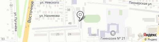 Автомастерская на карте Батайска