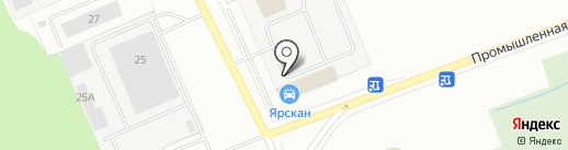 ПаллетГарант на карте Ярославля