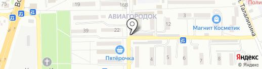 Магазин на карте Батайска