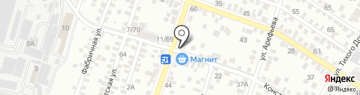 PIT STOP на карте Ростова-на-Дону