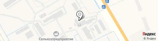 МЕБЕЛЕОР на карте Ивняков