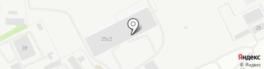 СТРОМТЕКС на карте Рязани