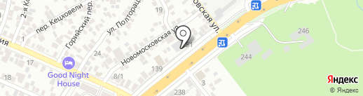 MILITARY MARKET на карте Ростова-на-Дону