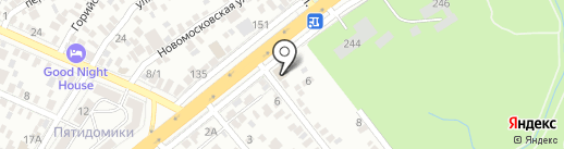 Klinker Hof на карте Ростова-на-Дону