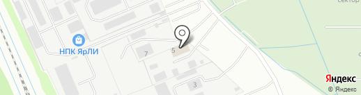Мир Гидравлики на карте Ярославля