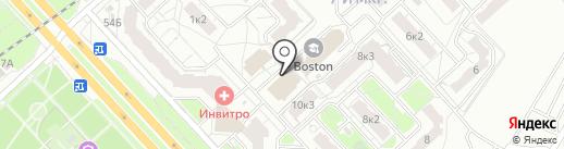 Интернет в дом на карте Ярославля