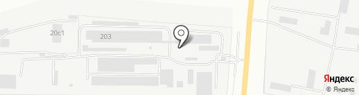 Газпромнефть-Рязанский завод битумных материалов на карте Рязани