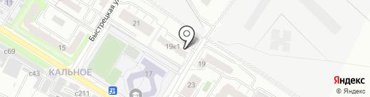 ITC-R на карте Рязани
