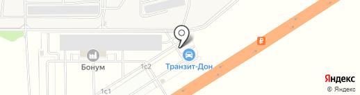 Бонум на карте Ленины