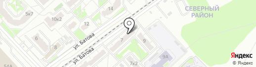 BigAndStrong на карте Ярославля