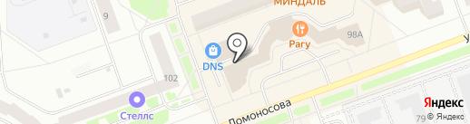 МатрасовЪ на карте Северодвинска