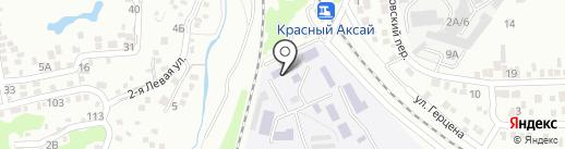 ВАШ ЮРИСТ на карте Ростова-на-Дону