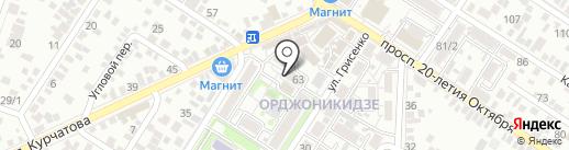 Выкуп Авто на карте Ростова-на-Дону