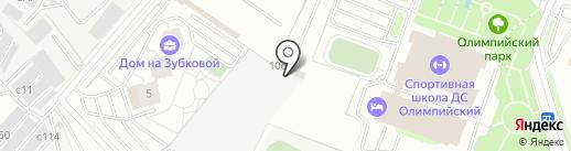 Автосервис на карте Рязани