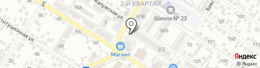 ВетАгро на карте Ростова-на-Дону