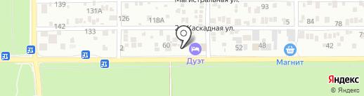 МиксФорм на карте Ростова-на-Дону