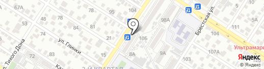 Донская Аптека на карте Ростова-на-Дону