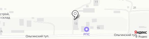 КАРБОГЛАСС на карте Батайска