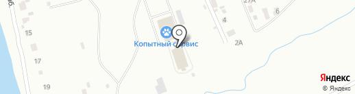 Цех-Интерьера на карте Ярославля