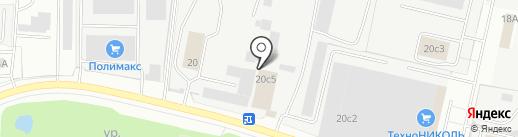 Howo-центр на карте Ярославля