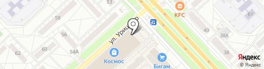 CIEL parfum на карте Ярославля