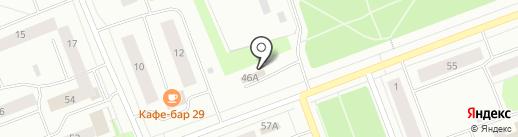 Скобяная лавка на карте Северодвинска