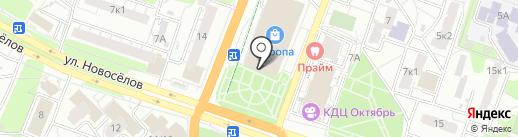 Фотография на карте Рязани