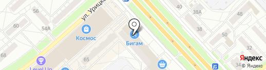ЗдравСити на карте Ярославля
