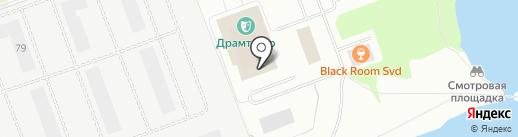 IT-сервис на карте Северодвинска