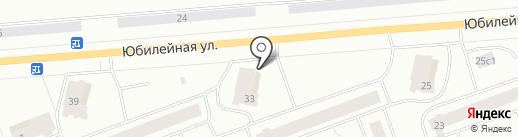 Алёнка на карте Северодвинска