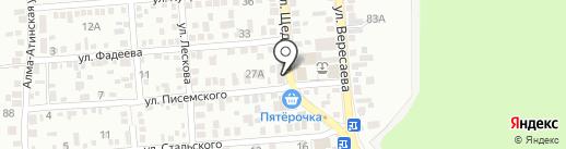 У МИШКИ на карте Ростова-на-Дону