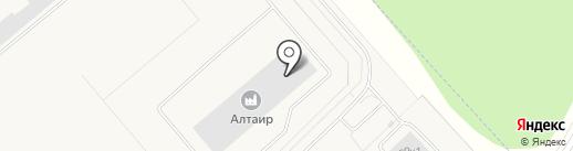 Алтаир на карте Казинки
