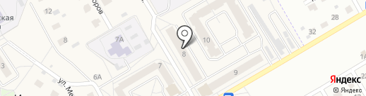 Отделение почтовой связи №507 на карте Ивняков