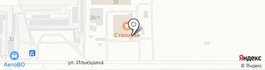 Спорт-Авто на карте Вологды