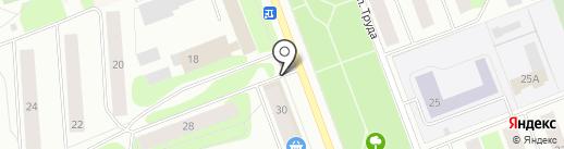 OZON.ru на карте Северодвинска