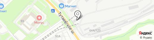 Оптиком на карте Ярославля